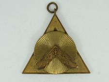 Vintage Masonic Medal Jewel G Kenning & Son London Fz88