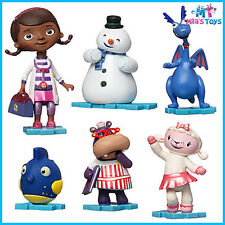Disney Doc McStuffins Figure Play Set cake topper band new in box