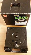KODAK CAROUSEL 4400 Projector, Tray, Remote, Manual, Original Box - WORKS WELL