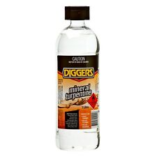 Diggers 1L Mineral Turpentine