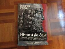 LIBRO DE HISTORIA DEL ARTE / EL MUNDO ANTIGUO / PARA LA UNED