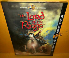 Lord Of The Rings Animated movie Dvd Ralph Bakshi Tolkien Gollum Gandalf Frodo