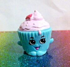 Shopkins CUPCAKE CHIC Blue Easter Exclusive Mint OOP