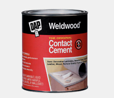 New! DAP WELDWOOD High Strength Rubber The Original CONTACT CEMENT 1 Pint 00271