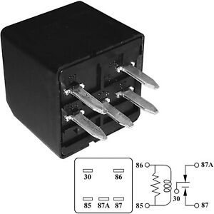 New Engine Cooling Fan Motor Relay-MT1029