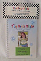 Sassy Skein Pattern 1057 Children Knitwear Knit Top Scalloped 2T 4T 6 Girl NEW