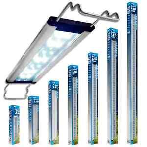 Happet Aquarium Beleuchtung Aqua LED, Aufsatzleuchte Aufsetzleuchte Lampe