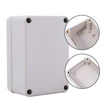 Waterproof Junction Box Adaptable Enclosure  Plastic 100x68x50mm