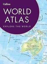 World Atlas : Explore the World by Collins Maps (2016, Paperback, Revised)