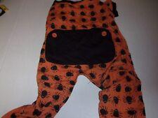 Orange Spider Puppy Dog Pajamas XXS S M pet Pj's pjs costume halloween World Pet