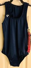 GK Elite COMPETITION SHIRT CHILD LARGE NAVY N/S TRADITIONAL LEG CUT Sz CL NWT!