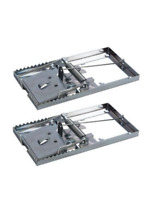 Metal Mouse Rat Traps Mice Rodent Pest Control Trap Rodents Kiler Catch 2 PACK