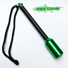 "MDI Game Deluxe Anodized Green 7"" (18cm) Trout Priest with Lanyard"