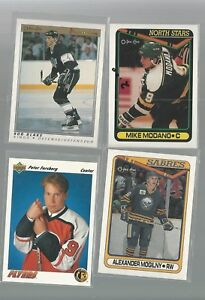 FORSBERG NHL ROOKIE & CARDS OF INTEREST ALL NM ITEM 5