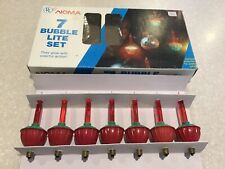 Vintage Noma Bubble Lights only no string