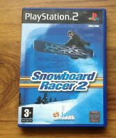 Snowboard Racer 2 PS2 PlayStation 2 PAL Excellent Condition - Free UK Postage