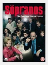 Sopranos Complete Series 4 4 Disc Set [DVD] BRAND NEW SEALED FREEPOST