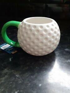 Golf Mug Novelty Coffee Mug Sports