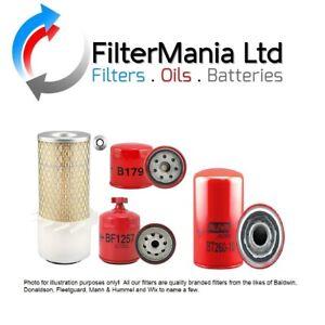 BOBCAT X320 FILTER KIT (Air, Oil, Fuel & Hyd Filters)