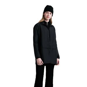 Herschel Voyage Coach Jacket Women's Black Casual Outwear Activewear