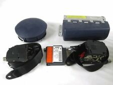 0001211V007 KIT AIRBAG COMPLETO SMART FORTWO 0.6 40KW B AUT 3P (2001) RICAMBIO U