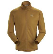 Arc'teryx Men's Kyanite Fleece Jacket size Medium Iliad Kyanite stretch full zip