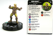 Heroclix - #019 Iron Man - Secret Wars Battleworld