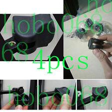 4PCS For Suzuki Vitara Car&Auto Black Rustproof Limiting Stopper Protector Deco