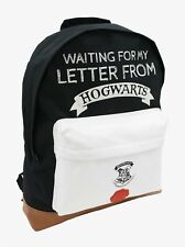 Harry Potter Roxy 'Waiting For My Letter From Hogwarts' School Bag Rucksack Back