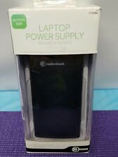 RadioShack 2730881 Laptop Power Supply 16V/19V 90W-8 Tip Sizes-USB Power Port