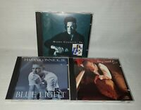Harry Connick, Jr. Lot of 3 Music CDs: Blue Light, Red Light; 20; and 25