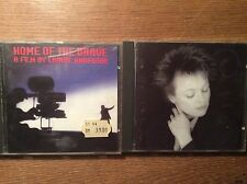 Laurie Anderson [2 CD Alben]  Home of the Brave + Strange Angels