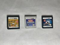 3 Nintendo Games (2)DS, (1)3DS, Lego Harry Potter, Cooking Mama 4 Kitchen Magic