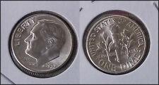 1953-S Roosevelt Dime - Nice Bu Unc! - Free Shipping! - Bbin