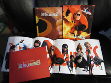 The Incredibles Blu-Ray Steelbook KimchiDVD Full Slip Low #021 Great Condition