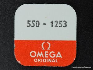Original Omega Sweep Second Pinion Part #1253(A,B,C,D) Many Calibers Available!