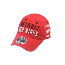 Detroit Red Wings Official NHL Reebok Face Off Apparel Infant OSFM Hat Cap New
