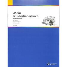 Mein Kinderliederbuch - Noten für Klavier 3000 - 9790001040723
