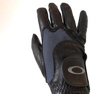 Oakley Golf Glove Medium RIGHT HAND Mens M Black Cabretta Leather