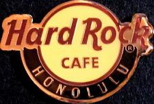 Hard Rock Cafe HONOLULU 2017 Classic HRC Logo MAGNET Mint New! CITY CORE