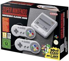 Nintendo Classic Mini: Super NES Nintendo Entertainment System (SNES)