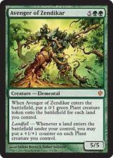 Zendikar Creature Individual Magic: The Gathering Cards