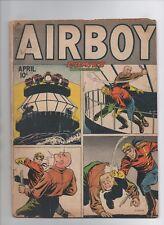 Airboy #3 - Volume 5 - (Grade 3.0) 1948