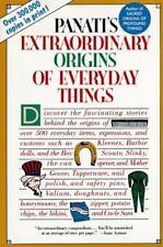 Panati's Extraordinary Origins of Everyday Things by Panati, Charles