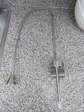 SILVER Led Mounted Flexible Steel IKEA LAMP