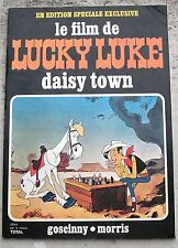 Lucky Luke daisy Town le film  EO 72 publicitaire Total Morris TTBE