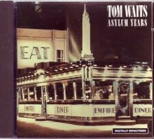 "CD 14T  TOM WAITS ""ASYLUM YEARS  "" PRINTED IN GERMANY"