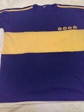 boca maglia cotone 1981 Maradona misura m