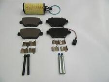 Maserati Ghibli Base 2014-16 rear brake pads & oil filter 514