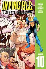 INVINCIBLE VOL #10 ULTIMATE COLLECTION HARDCOVER Kirkman Image Comics 109-120 HC
